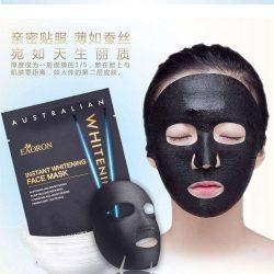 Eaoron水光针美白淡斑保湿黑面膜5片 – China Health & Beauty