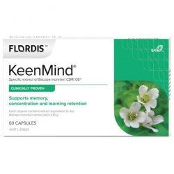 Flordis KeenMind for Brain Health (Bacopa) 60 Capsules – Jonathan Health and Beauty Deals