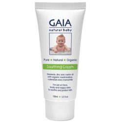 Gaia Natural Baby Soothing Cream 100ml – Health and Beauty Deals