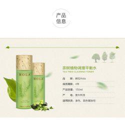 HOLA 赫拉 茶树植物调理平衡水 150ml – Liaoning 保健,美妆和个人护理商品