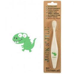Jack n' Jill 杰克儿童牙刷 恐龙款 – Shaanxi 保健,美妆和个人护理商品