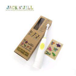 Jack n'jill 杰克牙刷儿童电动牙刷可换牙刷头 3岁以上 – Yunnan 保健,美妆和个人护理商品