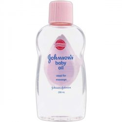 Johnson's Baby Oil 200mL – Vitamin Australia