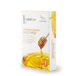 Lanocreme 兰侬 麦卢卡蜂蜜面膜5片 滋润补水保湿贴片面膜 – Shanxi 保健,美妆和个人护理商品