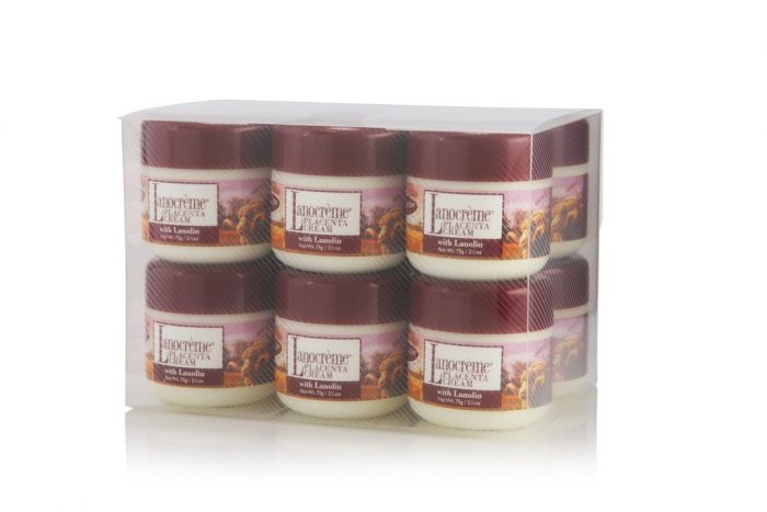 Lanocrème 羊胎素绵羊油 – 12 Pack – Hubei 保健,美妆和个人护理商品