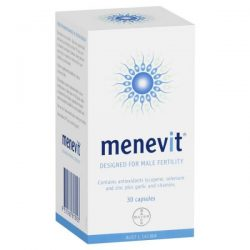 Menevit Male Fertility Supplement Capsules 30 pack (30 days) – World Health and Beauty Deals
