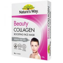 Nature's Way Beauty Collagen Face Mask 5 x 25g – Jonathan Health and Beauty Deals