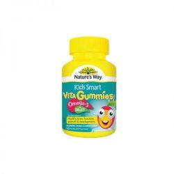 Nature's way佳思敏儿童软糖鱼油加复合维生素 50粒 – Henan 保健,美妆和个人护理商品