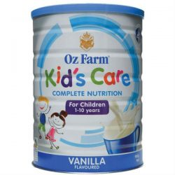 OZ Farm Kids Care Vanilla 900g – Vitamin Australia