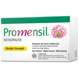 Promensil Menopause Double Strength 60 Tablets – Jonathan Health and Beauty Deals