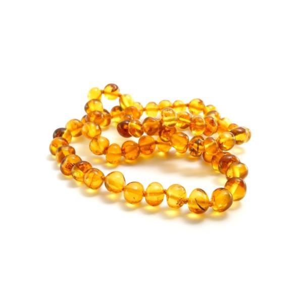 Slobber beads 成人琥珀项链honey round色 44-45cm – Chongqing 保健,美妆和个人护理商品