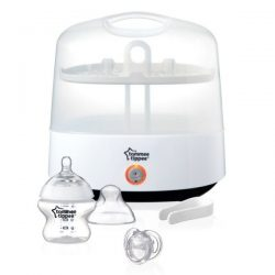 Tommee Tippee Closer to Nature Electric Steam Steriliser – Jonathan Health and Beauty Deals