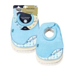 Tommee Tippee Closer To Nature Milk Feeding Bibs 2 Pack – Vitamin Australia