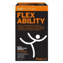 Buy Flexofytol – Flexability 15 Capsules by Bod Australia