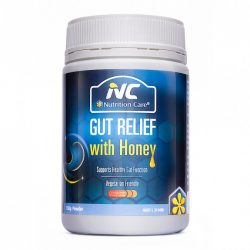 Buy Gut Relief with Honey Powder 150 g by Nutrition Care