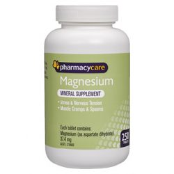 Pharmacy Care Magnesium – 250 Tablets