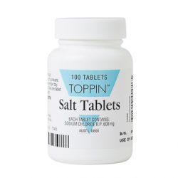 Toppin Salt – 100 Tablets | DDS