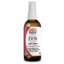 Zen Herbal Liniment – 100mL